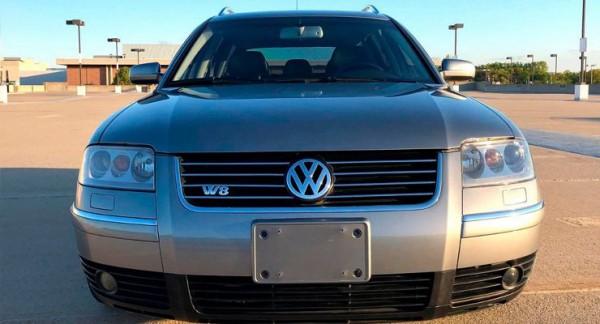 Volkswagen Passat, редкий универсал
