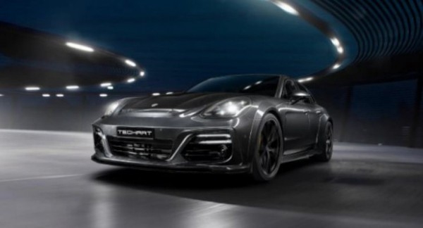 Porsche Panamera, пакет Grand GT