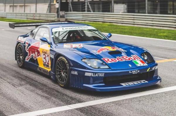 Ferrari, гоночный