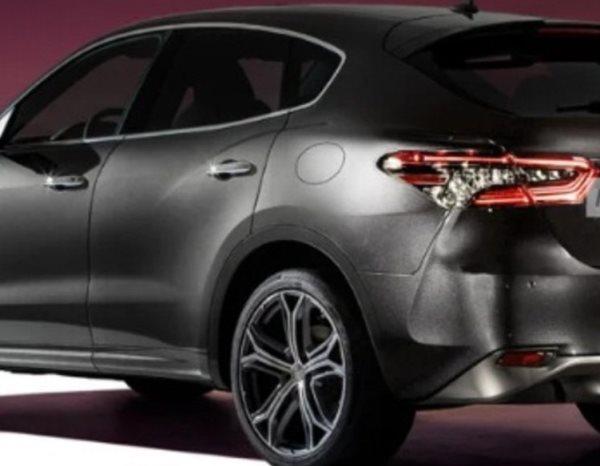 Toyota Camry 2021, кузов кроссовера