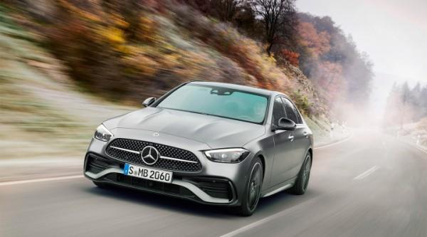 Mercedes-Benz C-Class новой генерации