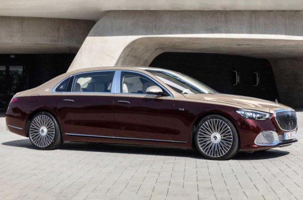 Mercedes-Maybach S-Class, мотор V12