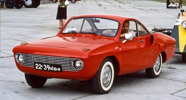 Спорт-900, спорткар, СССР