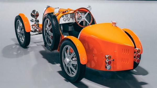 Bugatti Baby II, детский