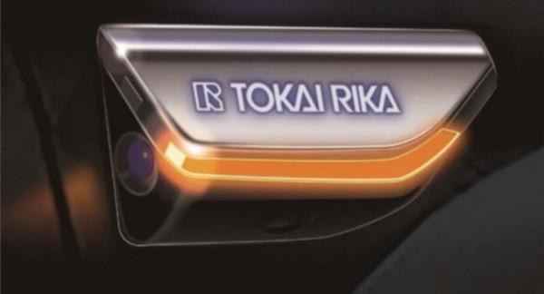 Tokai Rika, универсальные цифровые зеркала заднего вида