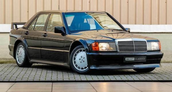 Mercedes-Benz 190E 2.5–16 Evolution