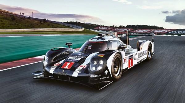 Porsche, новый болид