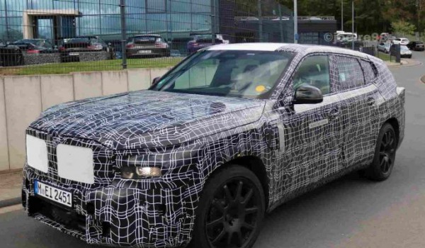 BMW X8 M, гибрид, тест