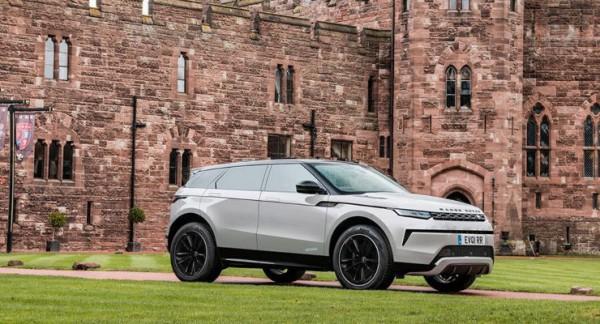 Range Rover, платформа EMA