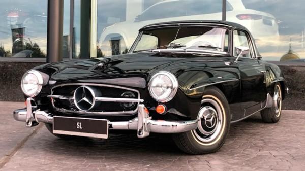 Mercedes-Benz 190 SL 1960 года