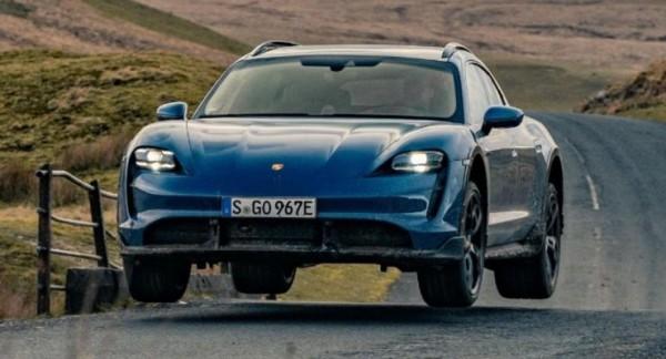 Porsche Taycan CT