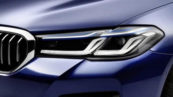 BMW 5-series нового поколения