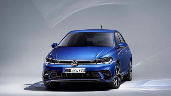 Volkswagen Polo, обновленный хэтчбек