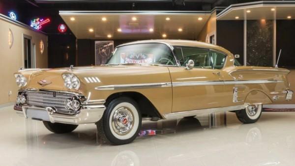Chevrolet Impala 1958 года выпуска