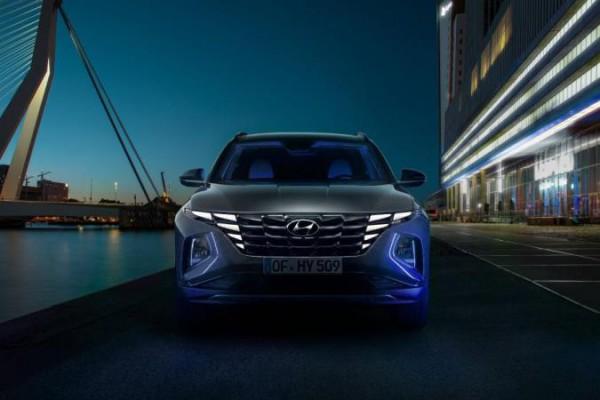 Hyundai Tucson, кроссовер, новое поколение