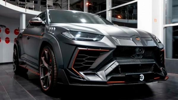 Lamborghini Urus, ателье Mansory