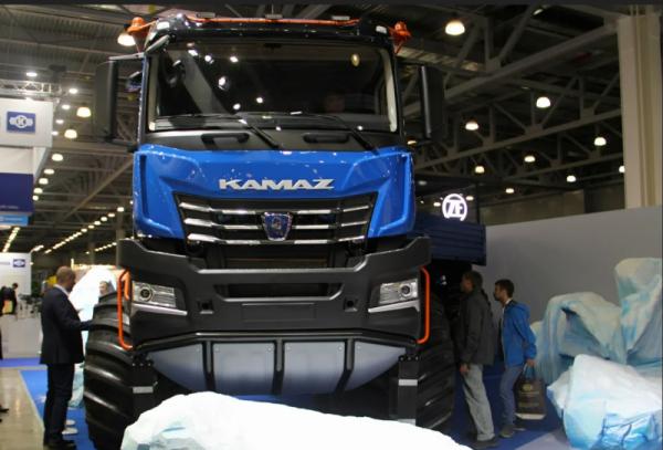 КамАЗ-6355 Арктика