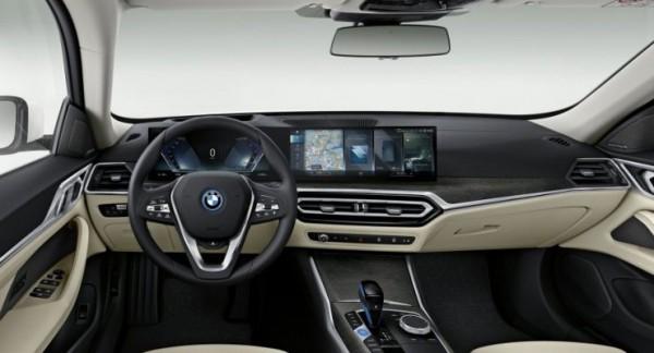 BMW i4 eDrive 40