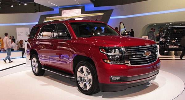 Chevrolet Tahoe, новый