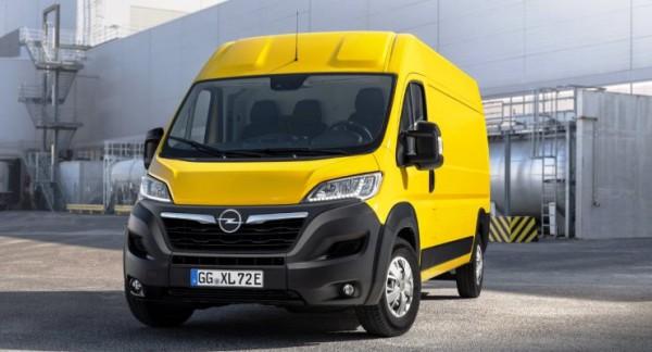 Opel Movano, новый, фургон