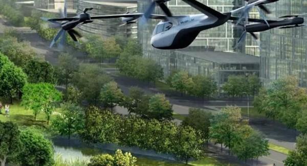 Hyundai, такси воздушное