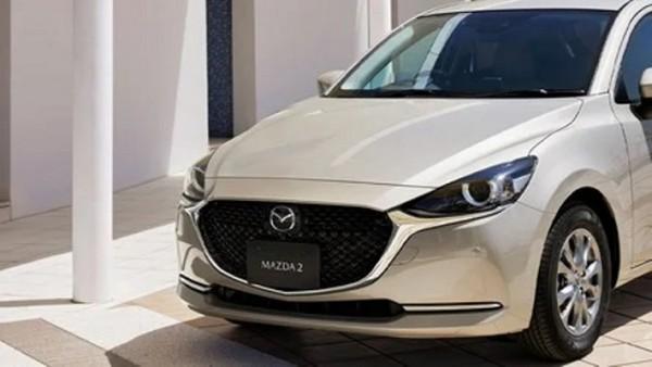 Mazda 2, хэтчбек
