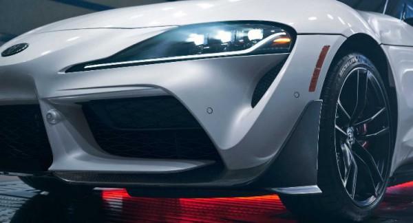 Toyota Supra A91 Carbon Fiber Special Edition 2022 года