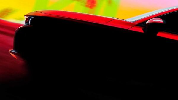 Honda Civic Hatchback 2022 года