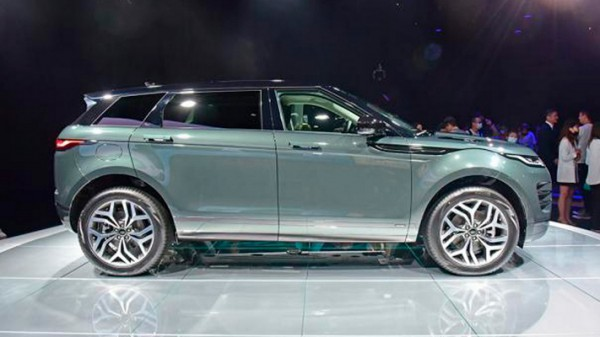 Range Rover Evoque, удлиненный