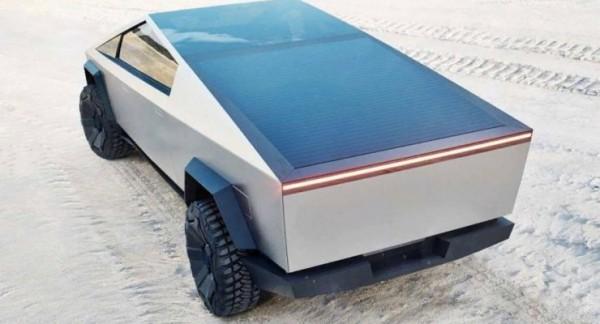 Tesla Cybertruck, электропикап