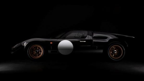 Ford GT40, электрический, прототип