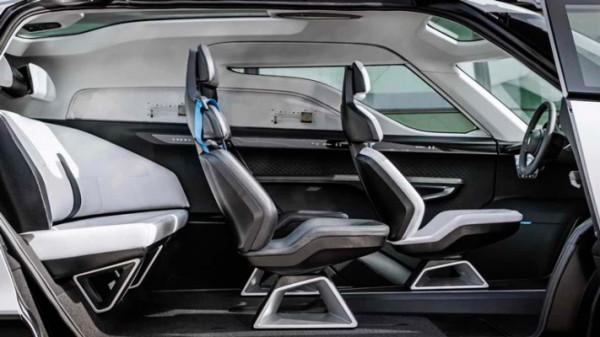 Porsche Vision Renndienst, концепт