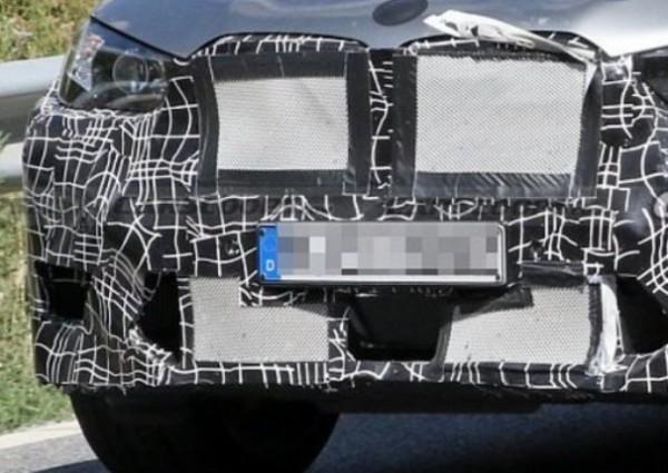 BMW X5 M, обновленный кроссовер