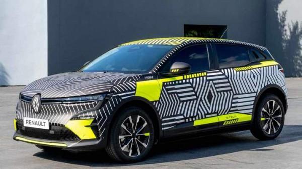 Renault Megane, электрический