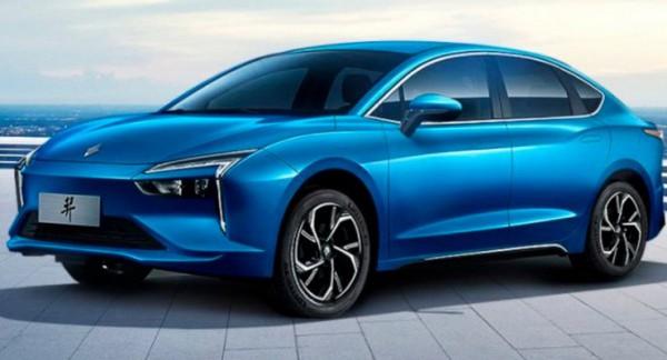 Renault, электроседан