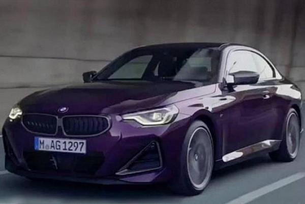 BMW 2-Series, новое купе