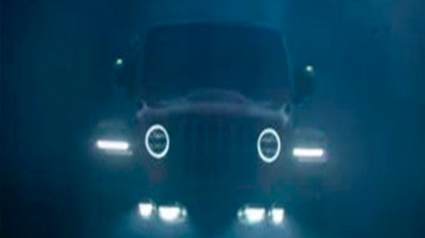 Jeep, внедорожник, под водой