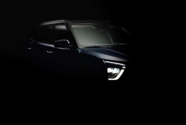 Hyundai Creta, новая, бразильская
