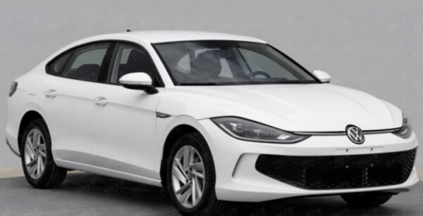 Volkswagen Lamando, новый седан