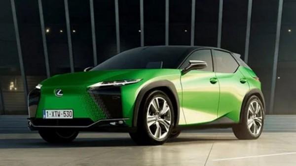 Lexus, электрокроссовер
