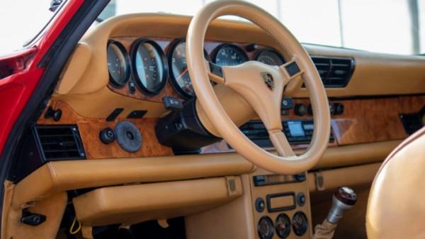 Porsche 911 Turbo 1987 года
