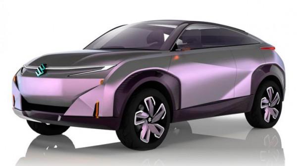 Suzuki Futuro-e, концепт