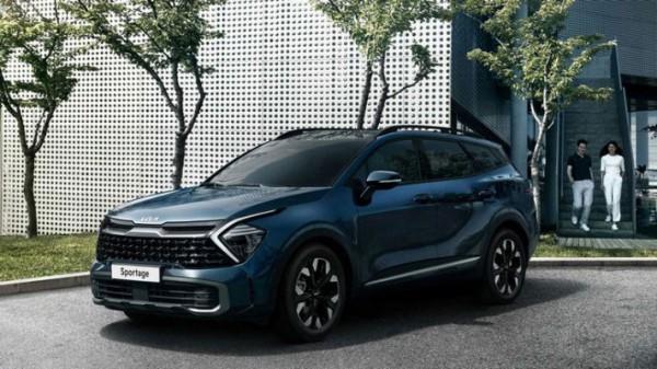 Kia Sportage, новое поколение