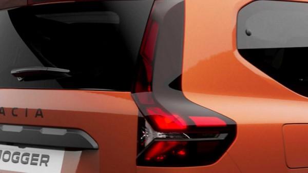 Dacia Jogger, универсал