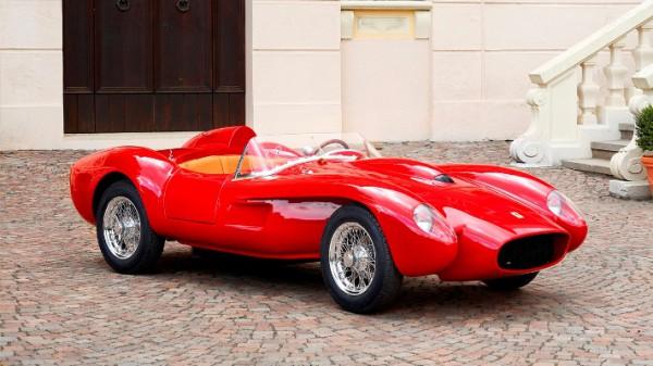 Ferrari Testa Rossa J, электрокар