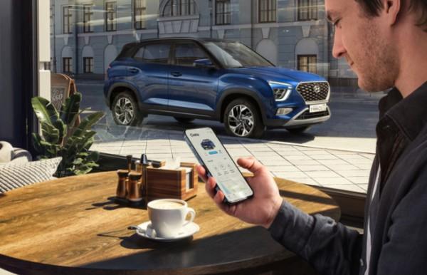 Hyundai Creta Smart, для России