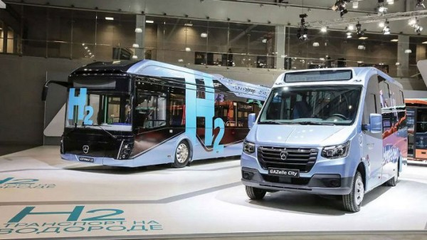 автобусы нового поколения