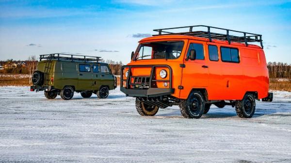 УАЗ-452, Буханка