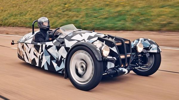 Morgan Motor, 3-колесный автомобиль, новый