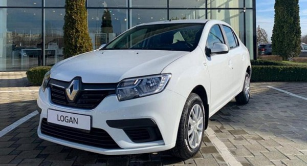 Renault Logan, седан